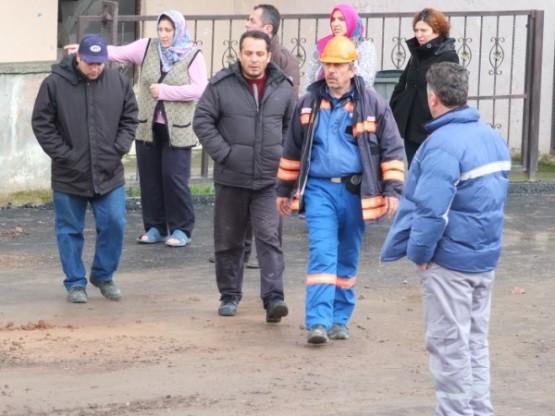 HIRSIZLAR PETROL BORU HATTINI DELDİLER