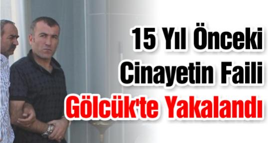 15 Yıl Önceki Cinayetin Faili Gölcük'te Yakalandı