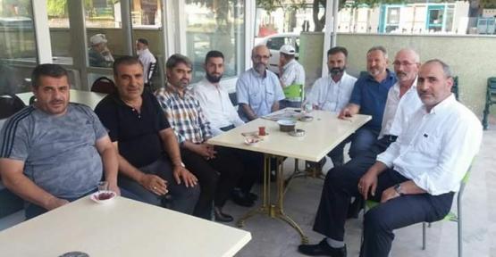 BADEM, HACILARI ZİYARET EDİYOR