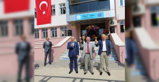 DERİNCE'DE İLK DERS ZİLİ ÇALDI