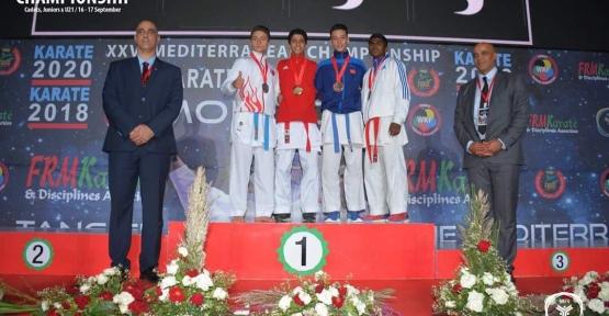 Kağıtspor'lu Karateciler Akdeniz Şampiyonasından 4 Madalya İle Döndü