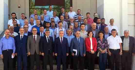 Körfez'de 'okul güvenliği' toplantısı