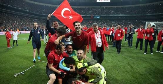AMPUTE MİLLİ TAKIMIMIZ, AVRUPA ŞAMPİYONU OLDU..!