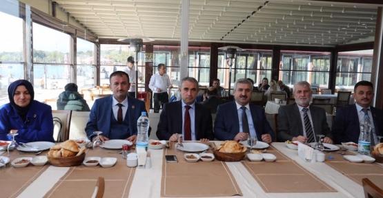 BARAN, ''İNSANA HİZMET ETMEK HERKESE NASİP OLMAZ''