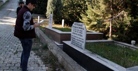 """""""MEZARLIK BİLGİ SİSTEMİ"""" DEVREYE GİRİYOR"""
