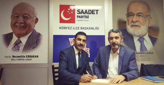 SP'NE KATILIMLAR BAŞLADI