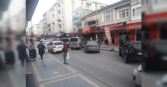 AĞADERE'YE PARKOMAT İSTENİYOR