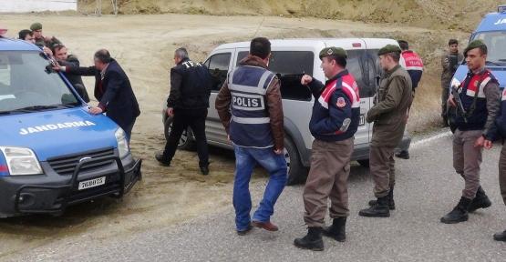 POLİS VE JANDARMA ALARMA GEÇTİ