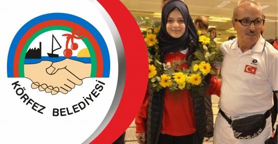 ALTIN KIZDAN  ULUSLARARASI ŞAMPİYONADA GÜMÜŞ MADALYA..!!!