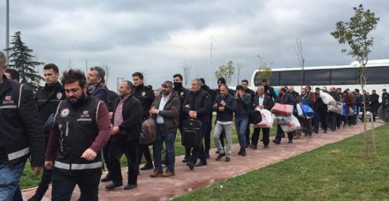"""""""VURGUN"""" OPERASYONUNDAN 35 KİŞİ TUTUKLANDI"""