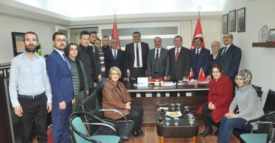 AK PARTİ İZMİT'TEN MHP'YE DAVET