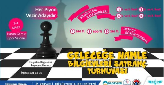 """BİLGİ EVLERİNDEN """"GELECEĞE HAMLE"""" BAŞLIYOR"""