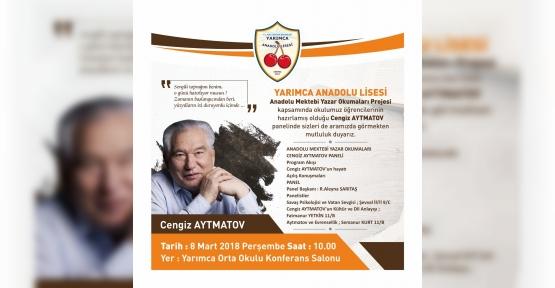 YARIMCA ANADOLU LİSESİ'NDE PANEL