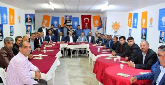 AK Parti Körfez Yukarı  Hereke'de Çalıştı