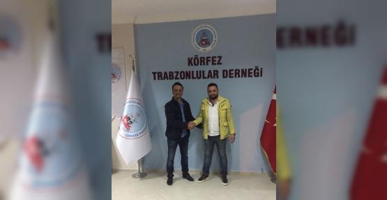 Körfez Trabzonlular'da  devir teslim yapıldı