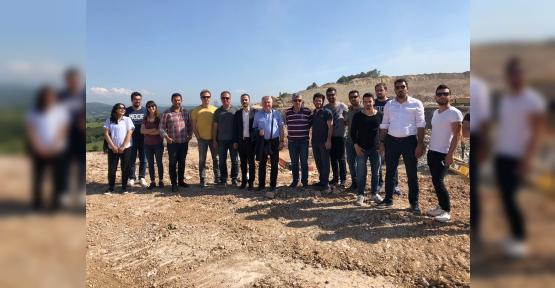 KTO'dan Kuzey Marmara Otoyoluna Teknik Gezi