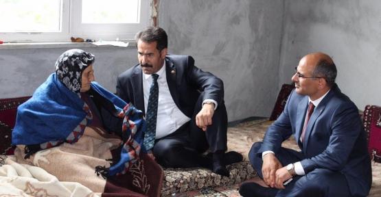 """Milletvekili Yaman """"Cumhur İttifakı milli bir hamledir"""""""