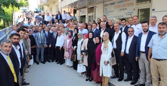 AK Parti Körfez'de Coşkulu Bayramlaşma