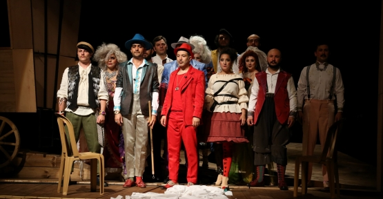 ''Asalet Kumkuması'' seyirciyle buluşuyor