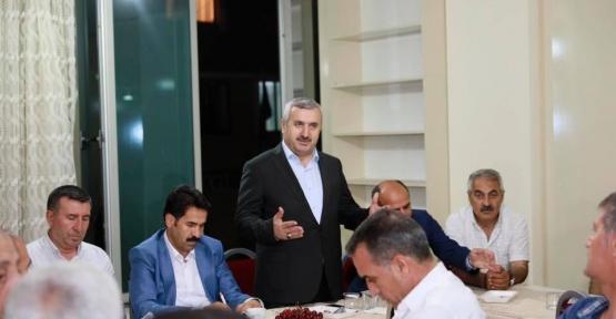 """BAŞKAN BARAN; """"BİZ ARTIK ESKİ TÜRKİYE DEĞİLİZ"""""""