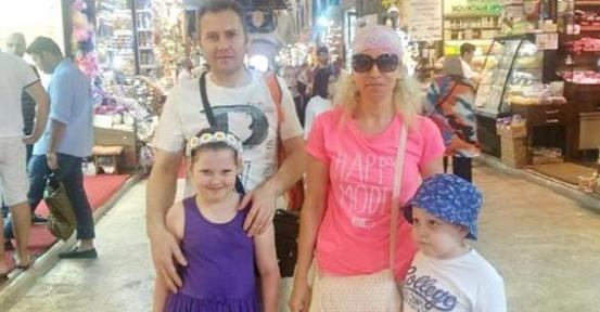 GEBZE'DEN YOLA ÇIKAN AİLEDEN 3 KİŞİ ÖLDÜ..!