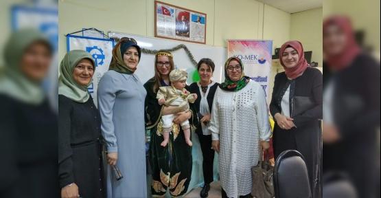 Natalia'nın Mutluluğuna  AK Partili Kadınlar Ortak Oldu