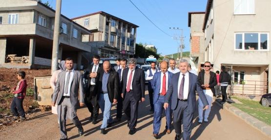 SAMİ ÇAKIR'DAN KÖRFEZ VE DERİNCE'YE ÇIKARMA