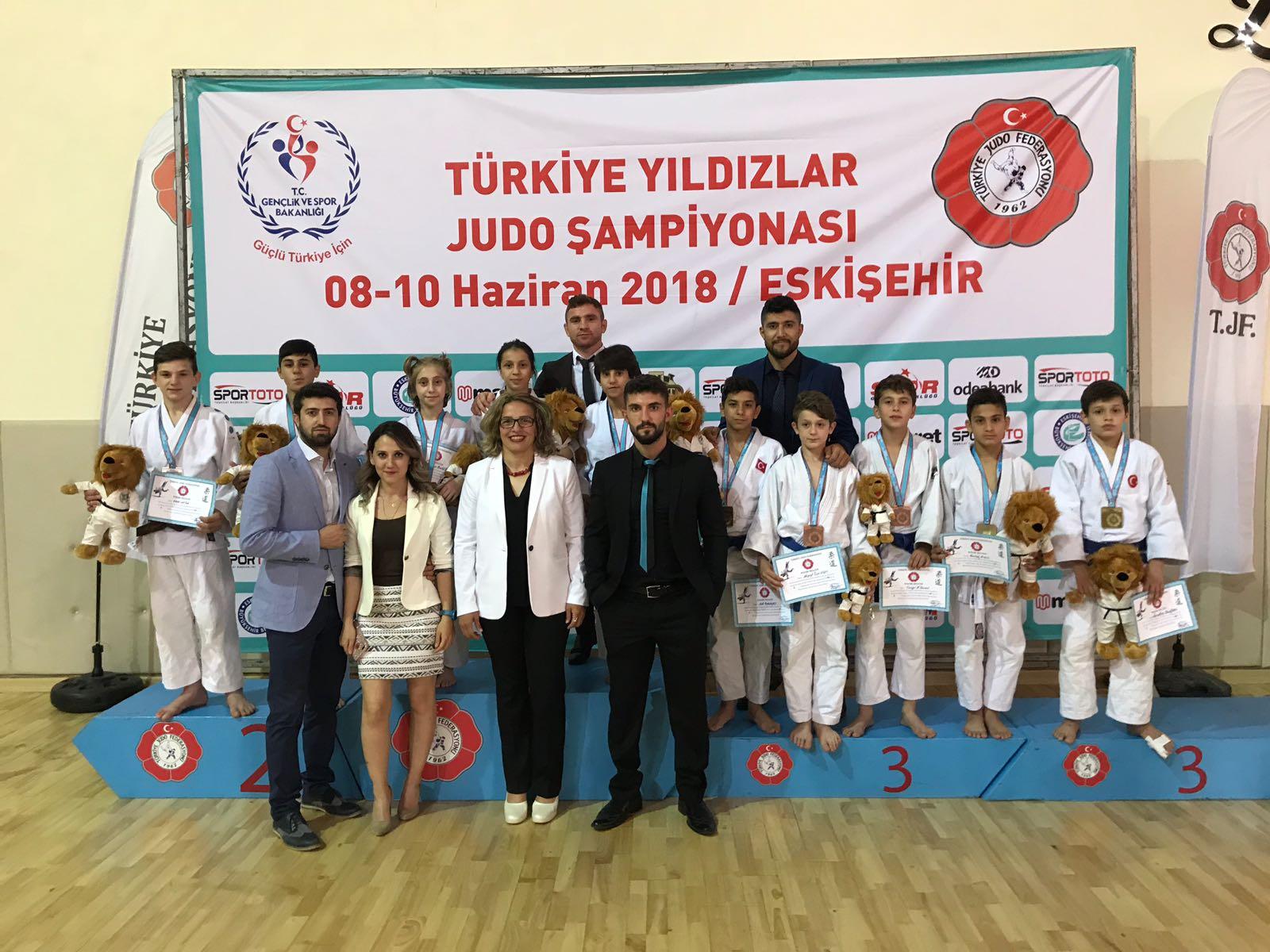 Türkiye Judo Şampiyonasına Kağıtspor Ambargosu