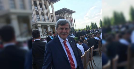 Başkan Karaosmanoğlu, ''Cumhuriyetimiz için yeni bir dönem''