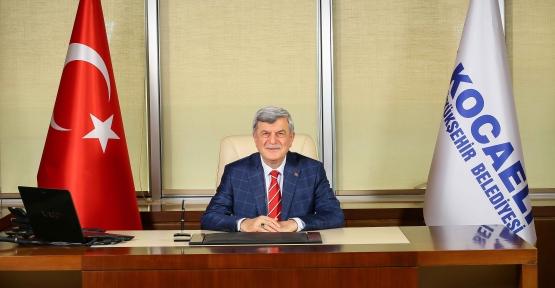 """Başkan Karaosmanoğlu, """"Halkımızı meydanlara davet ediyorum"""""""