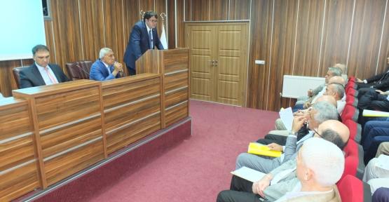 Körfez Ticaret Odası Meclisinde Arabuluculuk Anlatıldı