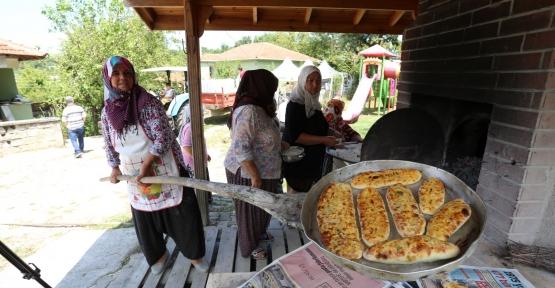 Köy Fırınları Buram Buram Ekmek Kokuyor