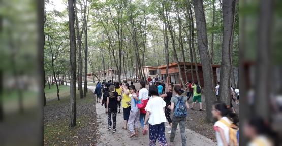 Tügva'nın Öğrencileri  Milli Parkı Ziyaret Etti
