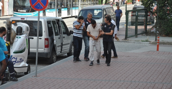BOMBACININ İKİZ KARDEŞİ DERİNCE'DE YAKALANDI..!