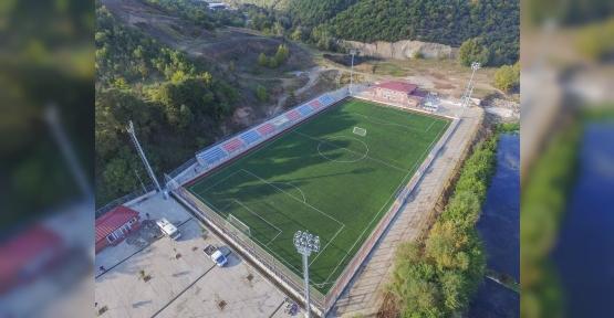 Kandıra Köylerine Modern Futbol Sahaları