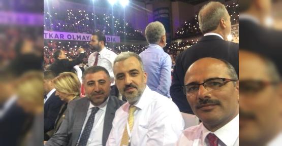 Körfez Ankara'ya Akın  Etti