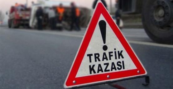 KARTEPE'DE FECİ KAZA;1 ÖLÜ..!