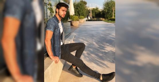 Mss & Mr Model Of Turkey'in 3. Erkek Güzeli; Kocaeli'nden Burak Şöhretli