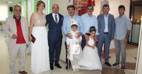 Mustafa Yiğit Erkekliğe İlk  Adımını Attı