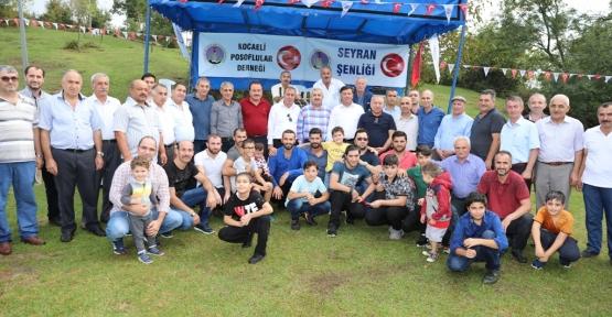 Posoflular, İlimtepe'de  'Seyran'da Buluştu