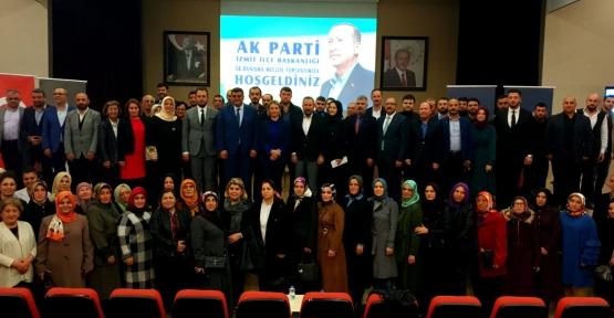 Ayaz: Yerel Seçimlerde İzmit'te Rekor Kırılacak!'