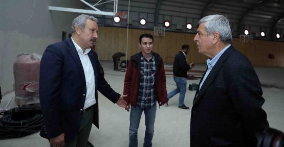 """Başkan Karaosmanoğlu,  """"47 Proje İle 286 Milyonluk Yatırım Sürüyor"""""""