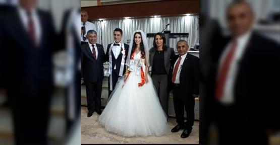 CHP Bu Düğünde Buluştu
