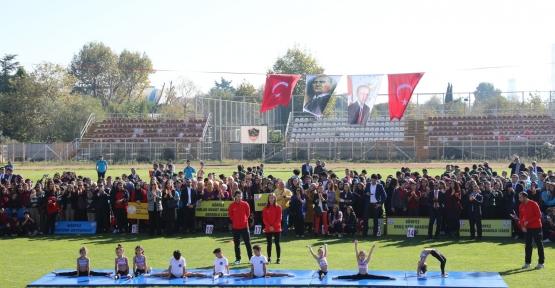 Cumhuriyet Bayramı  Körfez'de Coşkuyla Kutlandı.