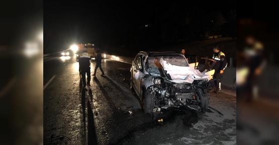 Derince'de Kaza: 2 Ölü, 1 Yaralı
