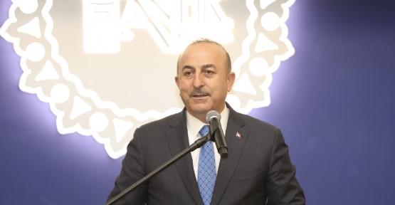 """Dış İşleri Bakanı Çavuşoğlu, """"Türkiye Olarak Etkin Çok Taraflılıktan Yanayız"""""""