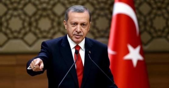 Cumhurbaşkanı Erdoğan: Fırat'ın Doğusuna Kapsamlı Operasyon Yapacağız