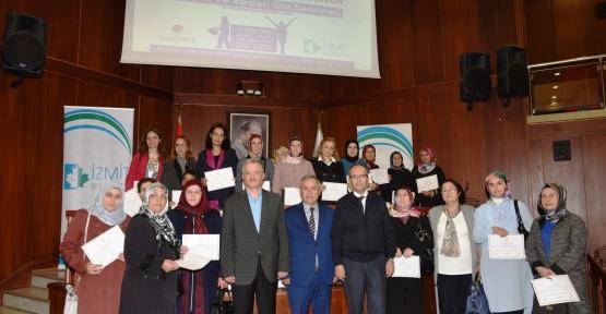 İş Kadınları Gelişim Akademisi'nin Tanıtımı Yapıldı