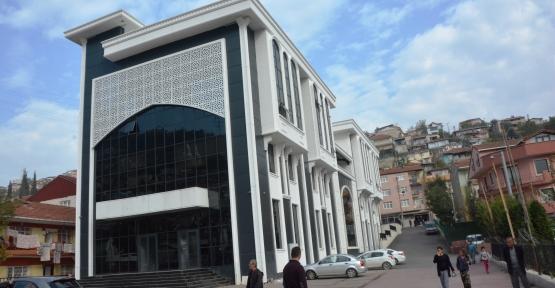İzmit'in En Büyük Kültür Merkezi Tamamlandı