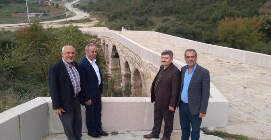 Karadenizliler Köyleri  Turladı